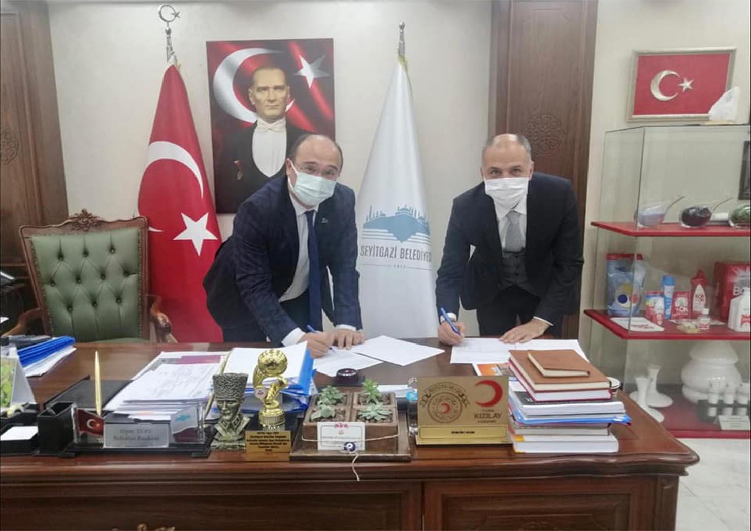 SEYİTGAZİ BELEDİYESİ'NDE MAAŞ ZAMMININ ARDINDAN BANKA PROMOSYONU MÜJDESİ